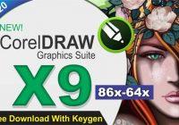 Corel draw 2020 with Crack+Key Full Version Free