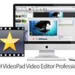 NCH VideoPad Video Editor Pro 8.32 Beta Crack + Keygen {Latest} Free download