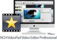 NCH VideoPad Video Editor Pro 8.32 Beta Crack + Keygen {Latest} Free download