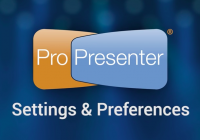 ProPresenter 7.0.7 (117442311) Crack + License Key (2020) Free Download
