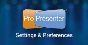 ProPresenter 7.0.7 (117442311) Crack + License Key (2020) Free Download