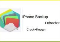 iPhone Backup Extractor 7.7.19 Crack + Keygen {Latest} Free Download