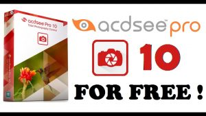 ACDSee Pro 10.3 Crack + License Key (Latest) Free Download