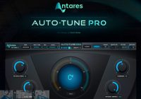 Antares AutoTune 9.1.1 Crack + Serial Key (Latest) Free Download