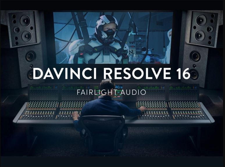 DaVinci Resolve Studio 16.2.1.17 Crack + Activation Code (Latest) Free Download