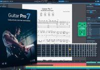 Guitar Pro 7.5.4 Build 1799 Crack + Keygen (2020) Free Download