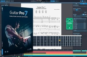 Guitar Pro 7.5.4 Build 1799 Crack + Keygen (2020) Free Download