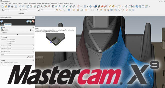 Mastercam X9 Crack + Serial Number (2020) Free Download