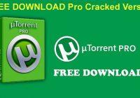 Utorrent Pro 3.5.5 Build 45628 Crack + License Key (Latest) Free Download