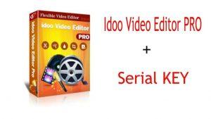 idoo Video Editor Pro 10.4.0 Crack + Serial Key (Latest) Free Download