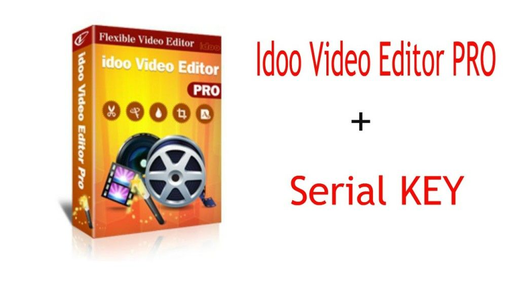 idoo Video Editor Pro 10.4.0 Crack + Serial Key (Latest) Free Download