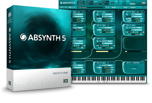 Absynth 5.2.0 Crack + Torrent (Mac/Win) Free Download