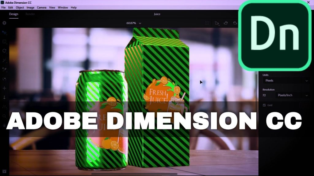 Adobe Dimension CC 2020 v3.3 Crack + Torrent (Mac/WIN) Free Download