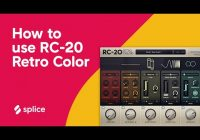 RC 20 Retro Color Crack + Torrent (Latest) Free Download 2020
