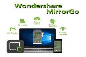 Wondershare MirrorGo 3.1.0 Full Crack Incl Serial Key (Latest) Free Download