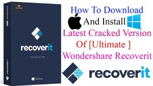 Wondershare Recoverit 8.7.2.29 Crack + Torrent (Mac/Win) Free Download