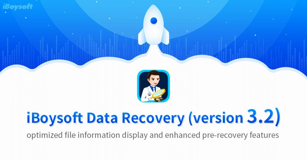 iBoysoft Data Recovery 3.2 Crack + License Key (Mac/Win) Free Download