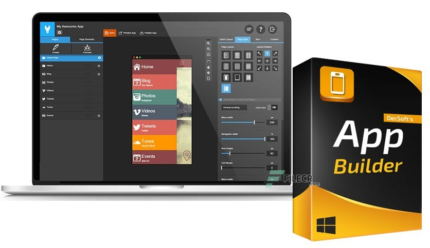 DecSoft App Builder 2021.7 Full Crack Free Download [2020]