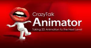 CrazyTalk Animator 4.4.2408.1 Crack + Serial Key Free Download 2021