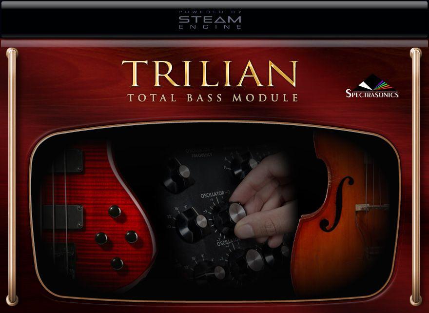 Trilian Bass 1.5 Vst Crack + Torrent [Mac/Win] Free Download 2021