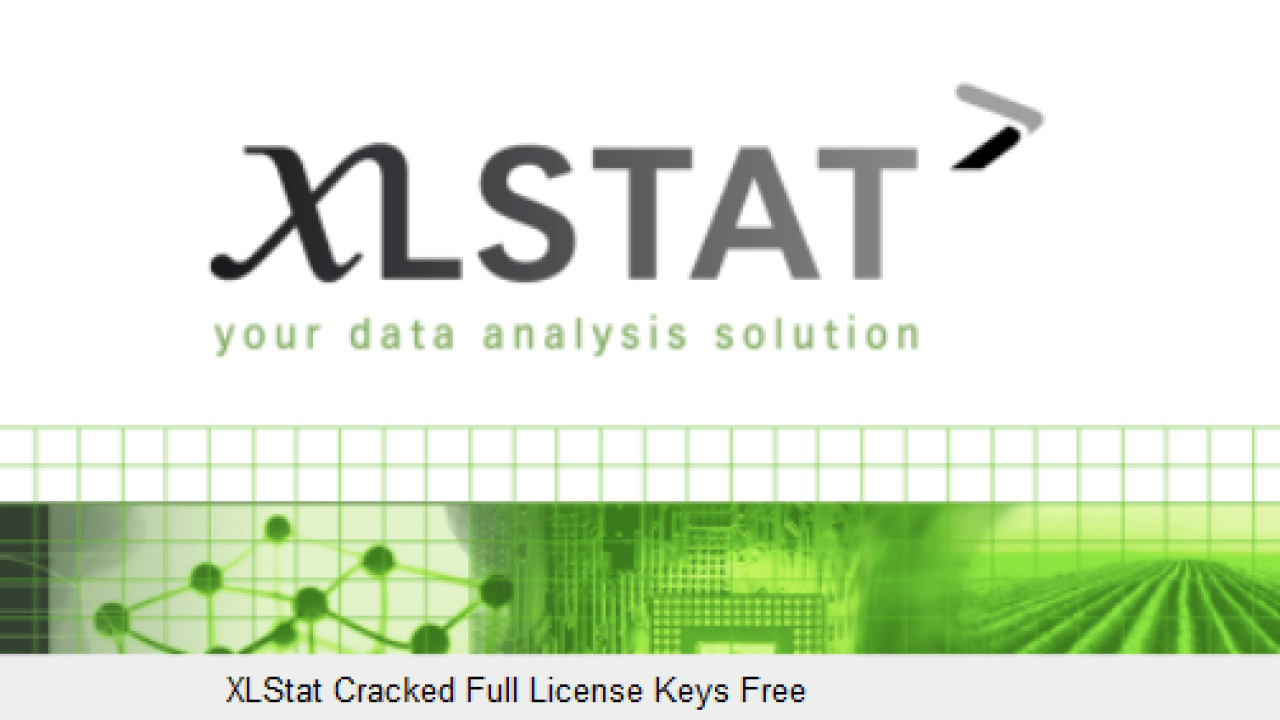 XLStat 23.1.1088 Crack + License Key [2021] Free Download