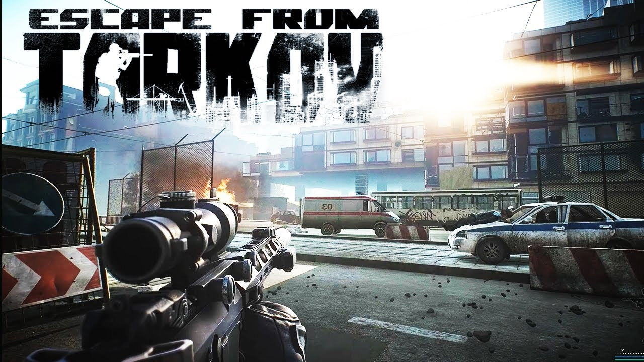 Escape From Tarkov 0.12.10.2.11856 Cracked Game [Latest] Free Download
