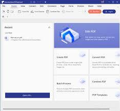 Wondershare PDFelement Pro 8.1.2.517 Crack + Serial Key [2021]
