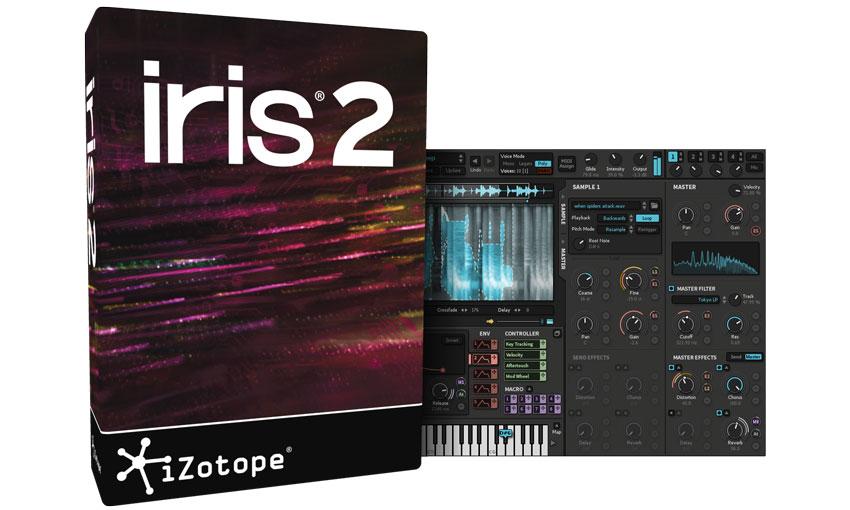 iZotope Iris 2.02 Crack + Torrent [WIN+MAC] Download 2021