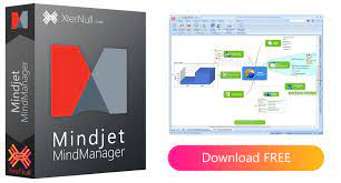 Mindjet MindManager v21.0.261 Crack [Latest Version] Free Download