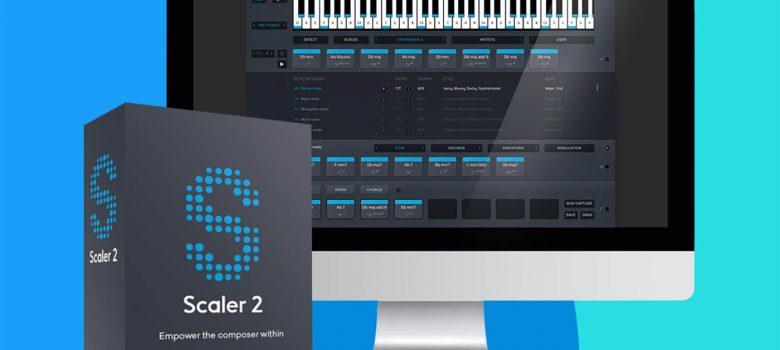 Plugin Boutique Scaler 2 v2.3.1 Crack For [Mac + Win] Free Download