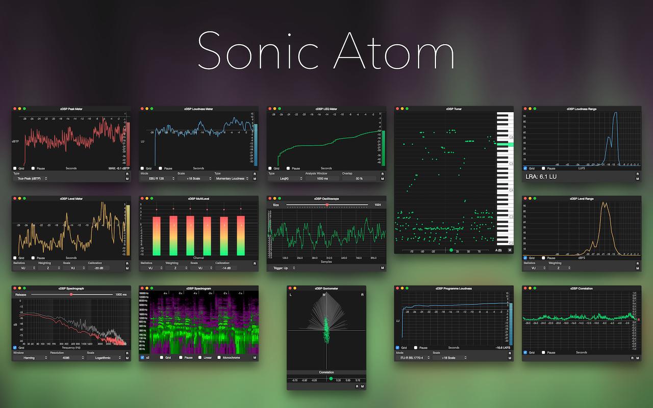 Sonic Atom 2.0.5 Crack Mac + Serial Key [2021] Free Download