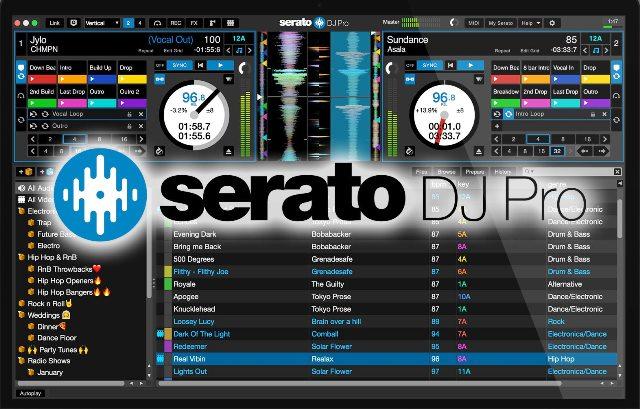 Serato DJ Pro 2.5.5 Crack With Serial Key [2021] Free Download