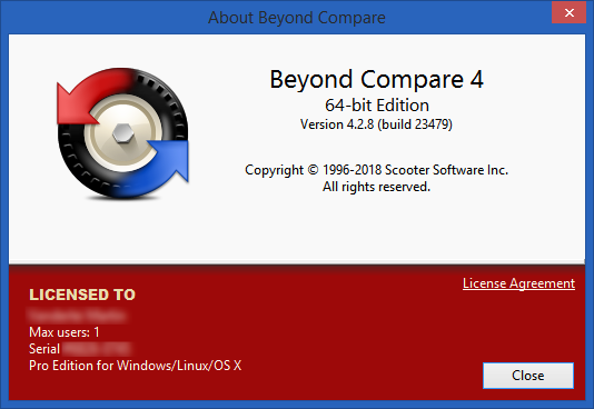 Beyond Compare 4.3.7 Build 25118 Crack + Serial Key [Latest] Free Download