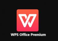 WPS Office Premium 11.2.0.10258 Crack + Torrent [2021] Free Download