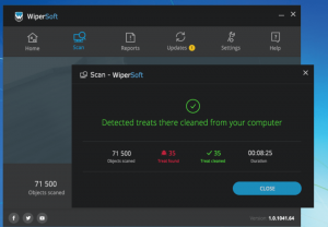 WiperSoft 2022 Crack + Activation Key (Latest) Free Download