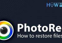 PhotoRec 7.2 Crack Full Version {Win + Mac} Free Download 2022
